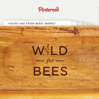 Wild for Bees Digital Recipe Book