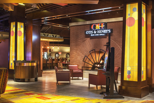 Otis & Henry's Restaurant inside Lady Luck Casino Nemacolin