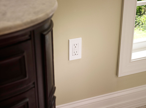 The SmartlockPro® OBC AFCI Receptacle is designed to recognize many types of potentially hazardous arc-faults and respond by interrupting power, reducing the likelihood of the home's electrical system being an ignition source of a fire.