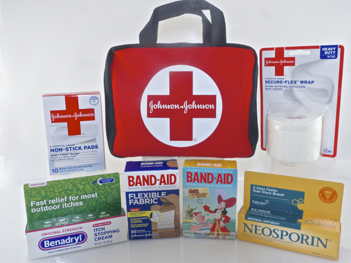 Maggie Gyllenhaal Custom First Aid Kit