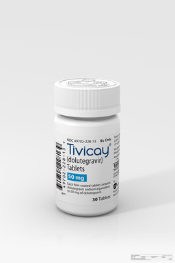 Tivicay bottle (front)