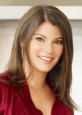 Gail Simmons, judge of Bravo's Emmy-winning show Top Chef, Special Projects Director at Food & Wine magazine