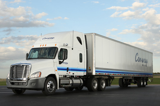 Con-way Truckload- Making Highways Safer