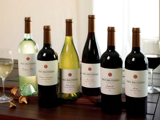 Frei Brothers Reserve  portfolio of wines