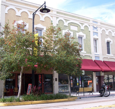 Deland, FL  - Home of Stetson University, and the Deland Fall Festival of the Arts