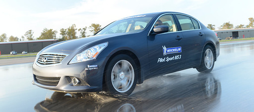 MICHELIN® Pilot® Sport A/S 3 Driven by Michelin Test Driver, Sarah Robinson