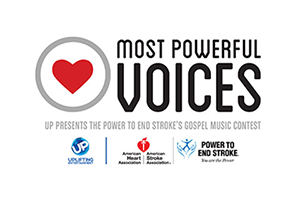 Most Powerful Voices logo
