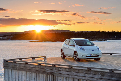 Nissan LEAF, the world's best-selling electric car