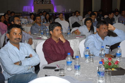 Meet the Experts audience