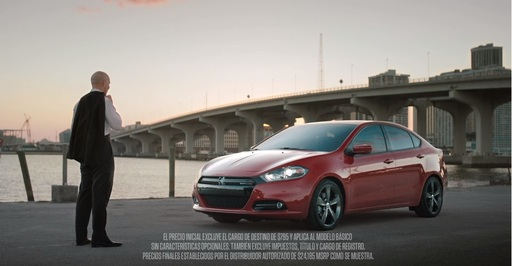Dodge Dart & Pitbull – How to Break Through and Succeed
