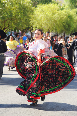 The party continues in Downtown Las Vegas on Sept. 15 with The Fiesta Las Vegas Latino Parade and Festival, Southern Nevada's largest Latino parade and festival.