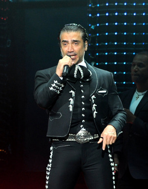 Legendary Mexican mariachi singer Alejandro Fernandez will perform at the MGM Grand Garden Arena on Sept. 15.