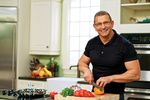 Throughout his culinary career, Celebrity Chef Robert Irvine has mastered the art of making healthy food taste delicious.