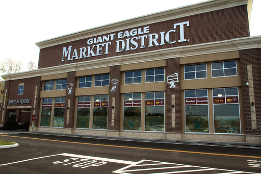 Giant Eagle opens its first Market District in Northeast Ohio on August 8, 2013.