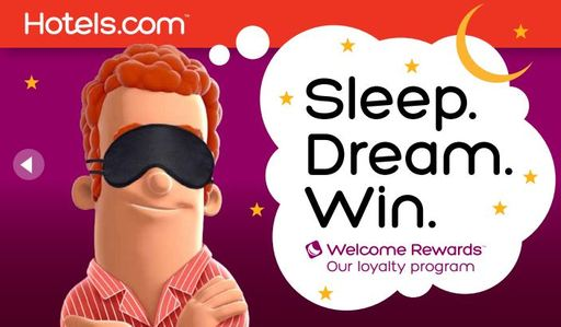 Visit SleepDreamWin.com to share your dream and enter to win your dreamiest hotel stay from Hotels.com