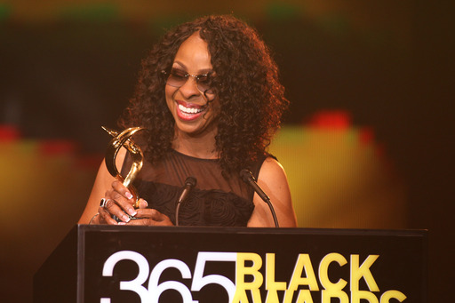 GRAMMY® award-winning recording artist -- and McDonald's® 365Black® Award Lifetime Achievement honoree – Gladys Knight owned the spotlight at the 10th annual ceremony.