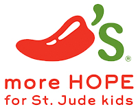 Chili's More Hope for St. Jude Kids logo