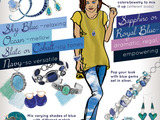 Watch and learn - Wearing the Many Shades of Blue