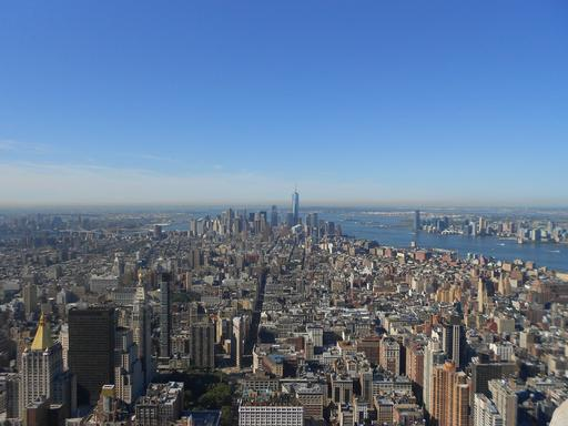 New York City is the top Turkey Day destination, reveals TripAdvisor Thanksgiving travel survey. (A TripAdvisor traveler photo)