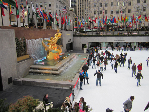 New York City is the top U.S. destination travelers plan to visit for the holidays, according to the 2013 TripAdvisor December holiday travel survey. (A TripAdvisor traveler photo)