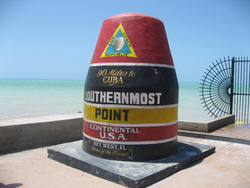 Key West, Florida is one of the top islands in the U.S., according to the 2014 TripAdvisor Travelers' Choice Islands. (A TripAdvisor traveler photo)