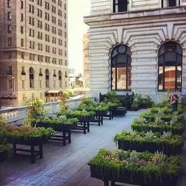 The Fairmont San Francisco in California is a gold level TripAdvisor GreenLeaders hotel.