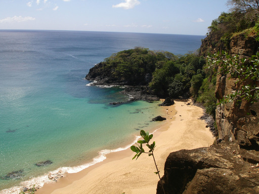Baia do Sancho in Fernando de Noronha, Brazil is the #1 beach in the world, according to the 2014 TripAdvisor Travelers' Choice Awards for Beaches. (A TripAdvisor traveler photo)