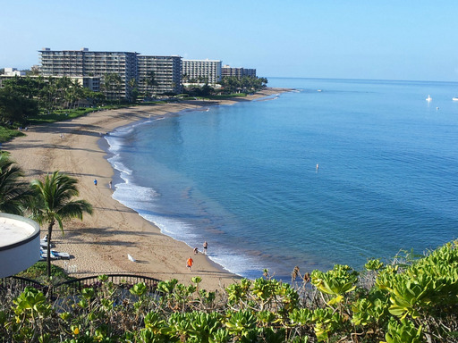 Ka'anapali Beach in Lahaina, Hawaii is among the top beaches in the U.S., according to the 2014 TripAdvisor Travelers' Choice Awards for Beaches. (A TripAdvisor traveler photo)
