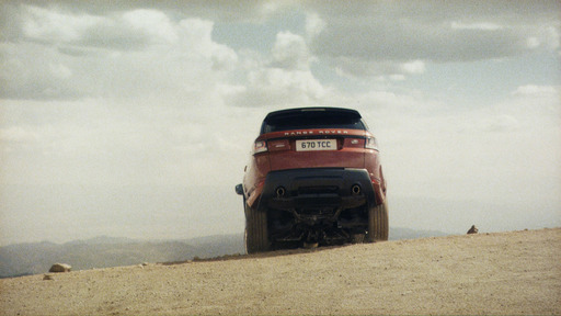 "Land Rover debuted its newest TV Spot, ""To the Top,"" as part of its ""Driven to Another Level"" global marketing campaign to launch the all-new 2014 Range Rover Sport on September 6, 2013."