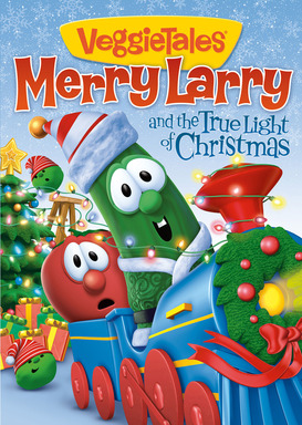Just in time for the holidays, VeggieTales® will release a brand new Christmas DVD – Merry Larry and the True Light of Christmas – featuring Si Robertson and music from Owl City and TobyMac.