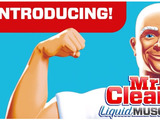 Product Demo: Mr. Clean Liquid Muscle