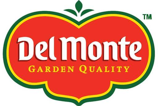 Del Monte Foods Updated Logo