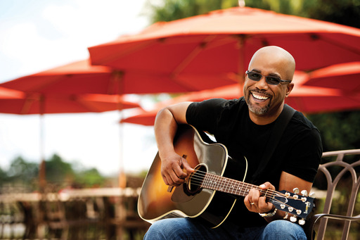 Musician Darius Rucker has worn Transitions® adaptive lenses™ for years to enhance his vision and help him see his best no matter where his busy schedule takes him - in the studio, on tour or at home