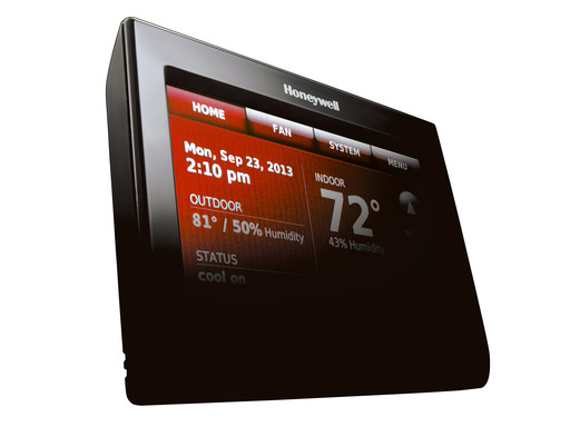 Honeywell Wi-Fi Smart Thermostat with Voice: The first thermostat built to listen.
