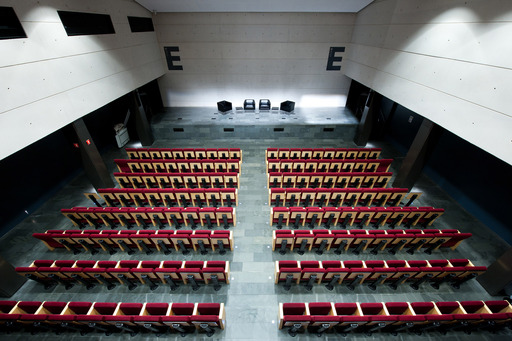 Assembly hall at ESADE