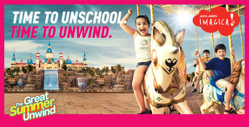 The Great Summer Unwind at Adlabs Imagica