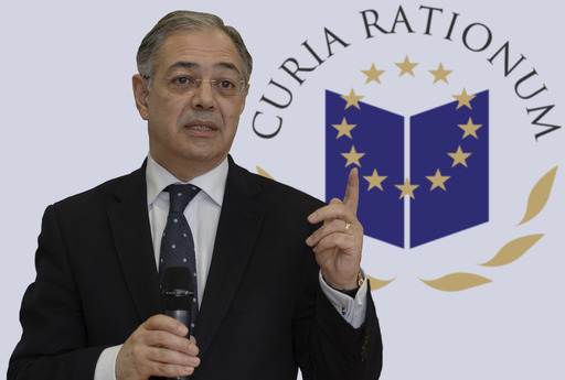Vítor Caldeira, President of the European Court of Auditors