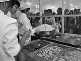 63546-photo-spring-sprouts-kitchens-students-in-line-for-meal-sm