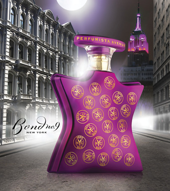Perfumista Avenue, Our First  New York  Fantasy Neighborhood