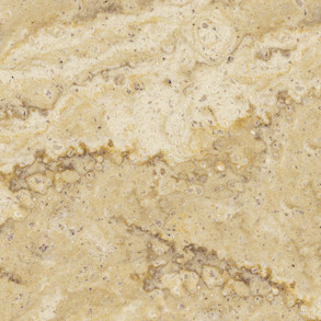Corian® Burled Beach has a light neutral golden base, with veining of varying shades of antique brass and a mingling of a wide size range of tone-on-tone and translucent particles.
