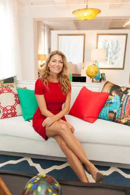 HomeGoods reveals Happy Home Resolutions with interior designer and TV personality Genevieve Gorder