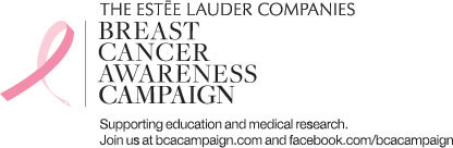 The Estée Lauder Companies' Breast Cancer Awareness Campaign Logo