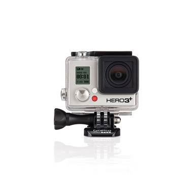 HERO3+ Black Edition in waterproof housing