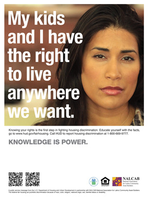 National Fair Housing Media Campaign