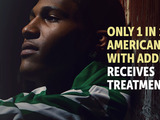 Only 1 in 10 Americans with addiction receives treatment.