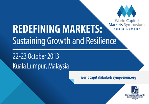 REDEFINING MARKETS: Sustaining Growth and Resilience