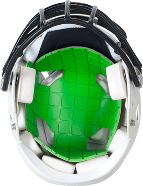 The Unequal GYRO slips easily into any football helmet