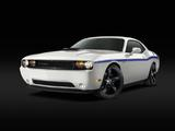 New Mopar '14 Challenger model revealed at SEMA: Only 100 serialized coupes will be built. (PRNewsFoto/Chrysler Group LLC)