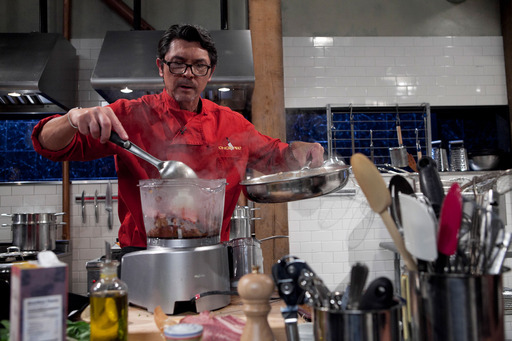 Lou Diamond Phillips on Chopped Tournament of Stars