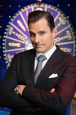 Bill Rancic, host of Kitchen Casino